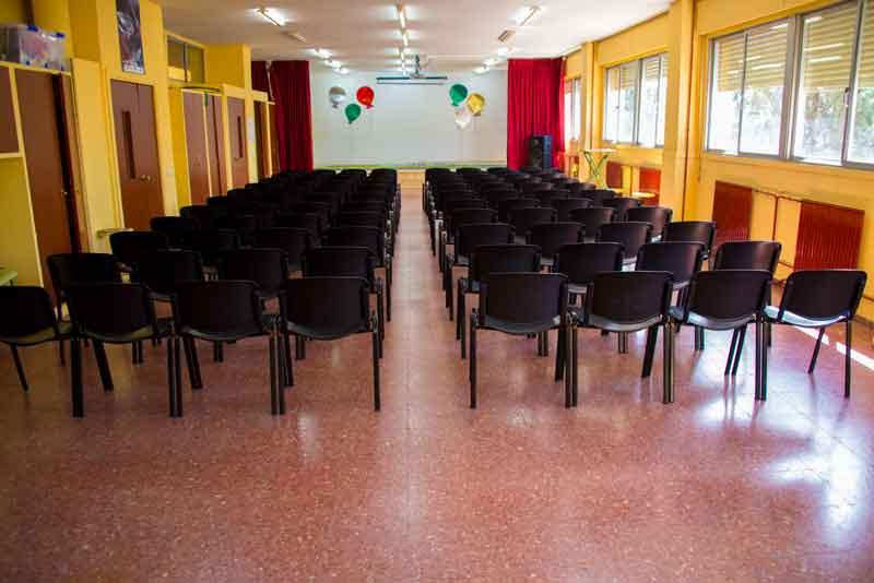 Instalaciones Ceip Garcilaso De La Vega Toledo